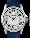 CARTIER 1920 RONDE AUTOMATIC STEEL