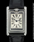 CARTIER BASCULANTE DIAMONDS 18K