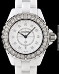 CHANEL J12 H2429 DIAMONDS CERAMIC