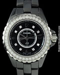 CHANEL J12 H2571 DIAMONDS CERAMIC