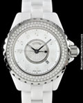 CHANEL J12 H2674 DIAMONDS CERAMIC