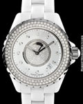 CHANEL J12 H2675 AUTOMATIC DIAMONDS CERAMIC
