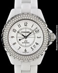 CHANEL J12 H0969 AUTOMATIC DIAMONDS CERAMIC