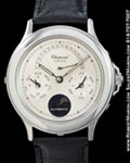CHOPARD MOONPHASE CALENDAR LIMITED PLATINUM