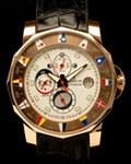 Corum Admiral's Cup Tide Watch