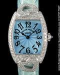 FRANCK MULLER 2250 QZ HJ COEUR DIAMONDS 18K