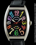 FRANCK MULLER 6850 SC BR CASABLANCA COLOR DREAMS 18K