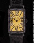 FRANCK MULLER BLACK MAGIC 902 QZ D BLACK CASE 18K