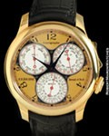 F.P. JOURNE CENTIGRAPHE CHRONOGRAPH 18K ROSE GOLD