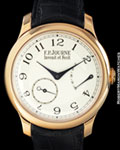 F.P. JOURNE CHRONOMETRE SOUVERAIN 18K ROSE