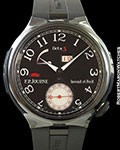 F.P JOURNE OCTA SPORT ARS ALL-BLACK ALUMINUM 53 GRAMS TOTAL WEIGHT!