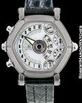 GERALD GENTA GRANDE COMPLICATION MINUTE REPEATER SONNERIE TOURBILLON TITANIUM AUTOMATIC