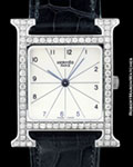 HERMES HH1.510 DIAMONDS STEEL