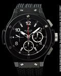 HUBLOT BIG BANG BLACK MAGIC CHRONOGRAPH TITANIUM