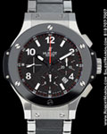 HUBLOT BIG BANG 301.SB CHRONOGRAPH STEEL/CERAMIC