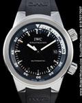 IWC AQUATIMER AUTOMATIC IW354807 STEEL
