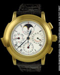 IWC IL DESTRIERO SCAFUSIA GRAND COMPLICATION 18K YELLOW GOLD 1868