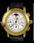 IWC IL DESTRIERO SCAFUSIA GRAND COMPLICATION 18K YELLOW GOLD 1868