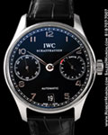 IWC PORTUGUESE POWER RESERVE 500107 STEEL