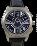JEAN DUNAND SHABAKA 18K WHITE GOLD PIECE UNIQUE MINUTE REPEATER PERPETUAL CALENDAR