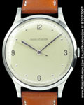 JAEGER LECOULTRE CLASSIC STEEL