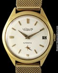 LE COULTRE FUTUREMATIC AUTOMATIC DATE 18K
