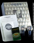 LONGINES LINDBERGH SPIRIT SET 1997