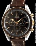 OMEGA SPEEDMASTER 1957 BROAD ARROW CHRONOGRAPH STEEL/18K