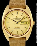 "OMEGA 1680057  CONSTELLATION ""C"" AUTOMATIC 18K"