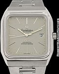 OMEGA CONSTELLATION AUTOMATIC CHRONOMETER WITH DATE