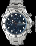 OMEGA SEAMASTER PROFESSIONAL DIVER CHRONOGRAPH AUTOMATIC STEEL 2598.80.00