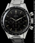 OMEGA SPEEDMASTER ALPHA SECOND GENERATION