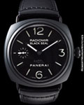 "PANERAI 292 RADIOMIR BLACK SEAL ""PIG"" CERAMIC STEEL"