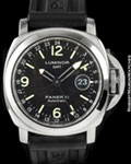 PANERAI PAM 063 LUMINOR GMT STEEL
