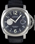 PANERAI LUMINOR MARINA 86 D ANTHRACITE AUTOMATIC STEEL
