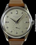 PATEK PHILIPPE 2526 PLATINUM CALATRAVA AUTOMATIC SCREW BACK