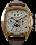 PATEK PHILIPPE 5020R PERPETUAL CALENDAR CHRONOGRAPH 18K ROSE BOX PAPERS