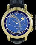 PATEK PHILIPPE GRAND COMPLICATION CELESTIAL 5102 J 18K NEW BOX PAPERS