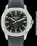PATEK PHILIPPE 5167 AQUANAUT STAINLESS STEEL