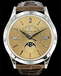 PATEK PHILIPPE 5496P PLATINUM PERPETUAL CALENDAR AUTOMATIC NEW BOX PAPERS