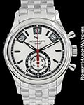 PATEK PHILIPPE 5960/1A STEEL CHRONOGRAPH ANNUAL CALENDAR NEW
