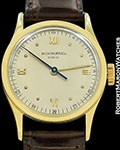 PATEK PHILIPPE CALATRAVA 96 18K YELLOW GOLD