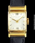 PATEK PHILIPPE ART DECO HOODED LUGS 18K