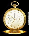PATEK PHILIPPE REF 983 POCKET WATCH 18K
