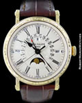 PATEK PHILIPPE 5160 J AUTOMATIC PERPETUAL CALENDAR 18K NEW BOX PAPERS