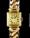 PATEK PHILIPPE LADIES VINTAGE 18K ROSE