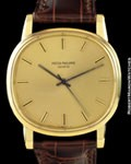 PATEK PHILIPPE 3586 ELLIPSE BACKWIND 18K