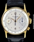 PATEK PHILIPPE 130 CHRONOGRAPH 18K TWO-TONE DIAL
