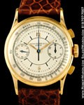PATEK PHILIPPE 130 J THREE-TONE SECTOR DIAL 18K