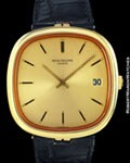 PATEK PHILIPPE 3604 JUMBO ELLIPSE AUTOMATIC 18K